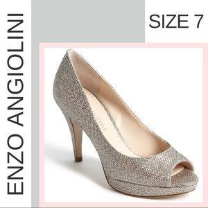 🌟EUC🌟 Enzo Angiolini Heels (size 7)